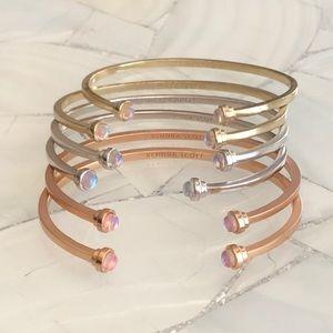 Kendra Scott Kriss bangle bracelets